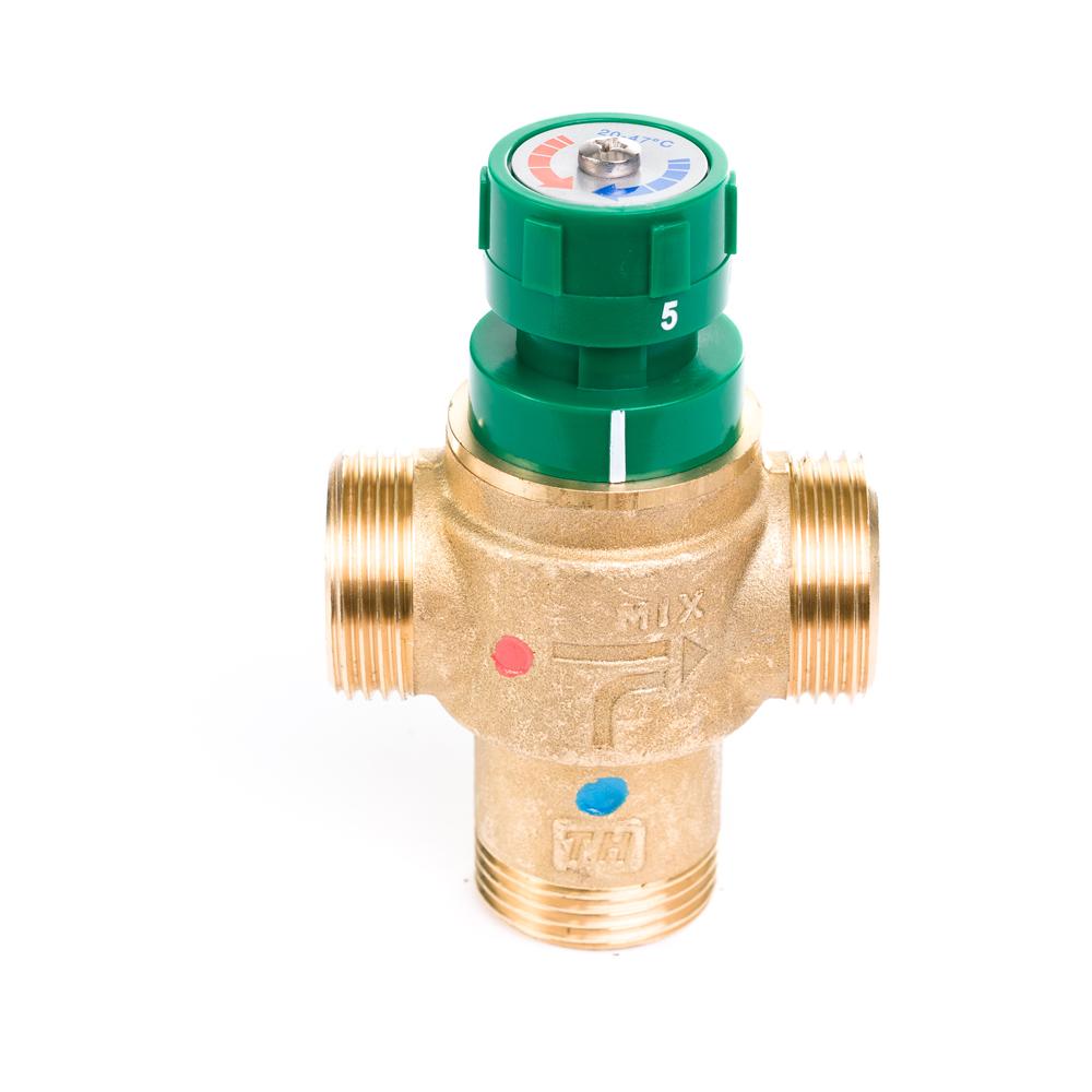 Термостатические смесительные клапаны для отопления G2 KT, KTS
