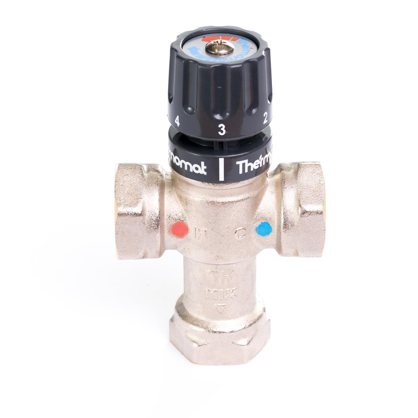 Термостатические смесительные клапаны для ГВС G2 KTG