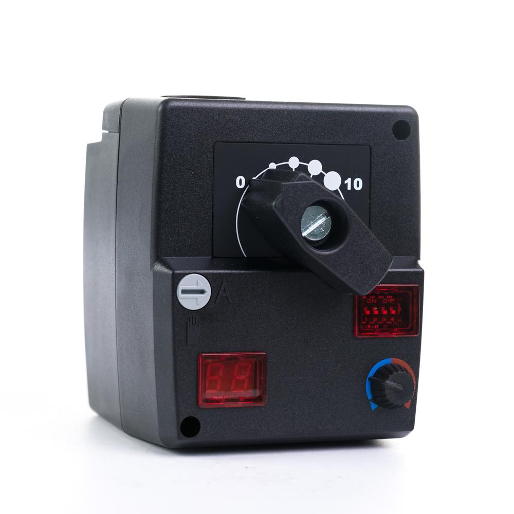Привод смесительного клапана со встроенным регулятором температуры PK 10DT