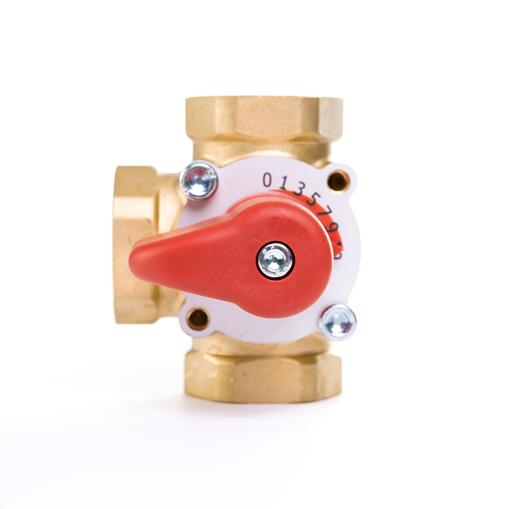Трехходовые смесительные клапаны G2 KS 3